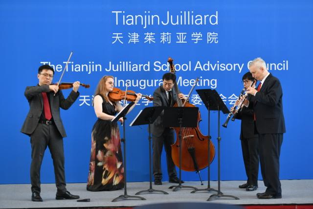 天津茱莉亚学院研究生项目开放申请