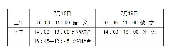河北省教育厅发布关于2020年全省中考工作安排的公告