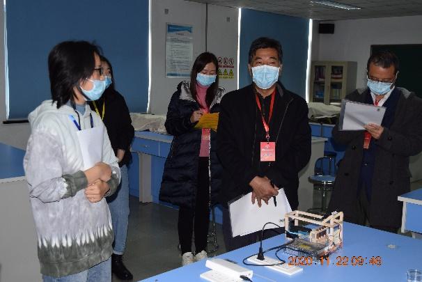 第十三届北京市大学生物理实验竞赛举办