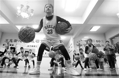 小篮球 大梦想