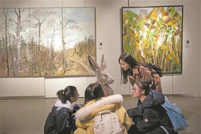 北疆新象:一次时隔50余载的美术对话
