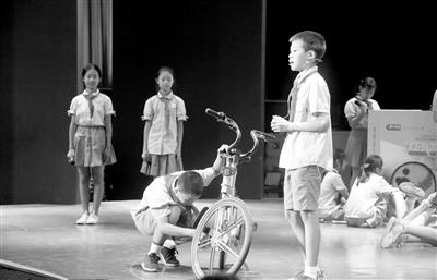 清华附小:研究成就学校精神气象