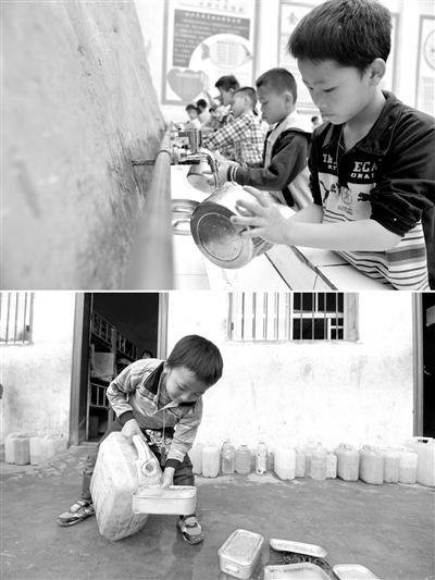 贫困山区学校之变