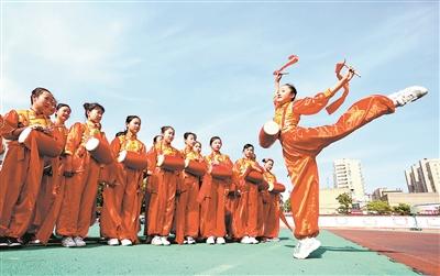 传统文化在校园传承