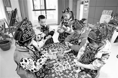 欢乐游戏 传承文化