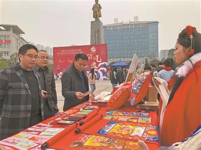 聚合职教资源 助力红色旅游