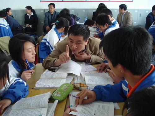 以高中带动战略推动区域教育均衡发展的实践研究